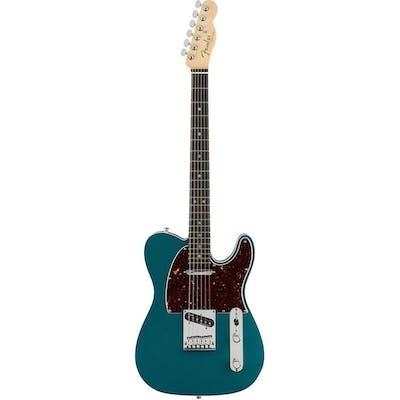 Fender American Elite Tele EB in Ocean Turquoise