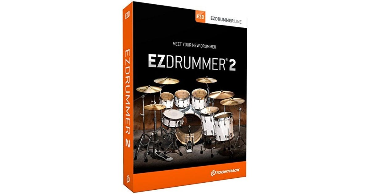 Toontrack EZdrummer 2 EDUCATION for Students and Teachers ESD - Andertons  Music Co  Music