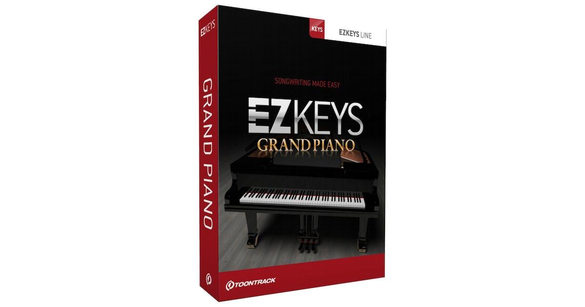 toontrack ezkeys grand piano download