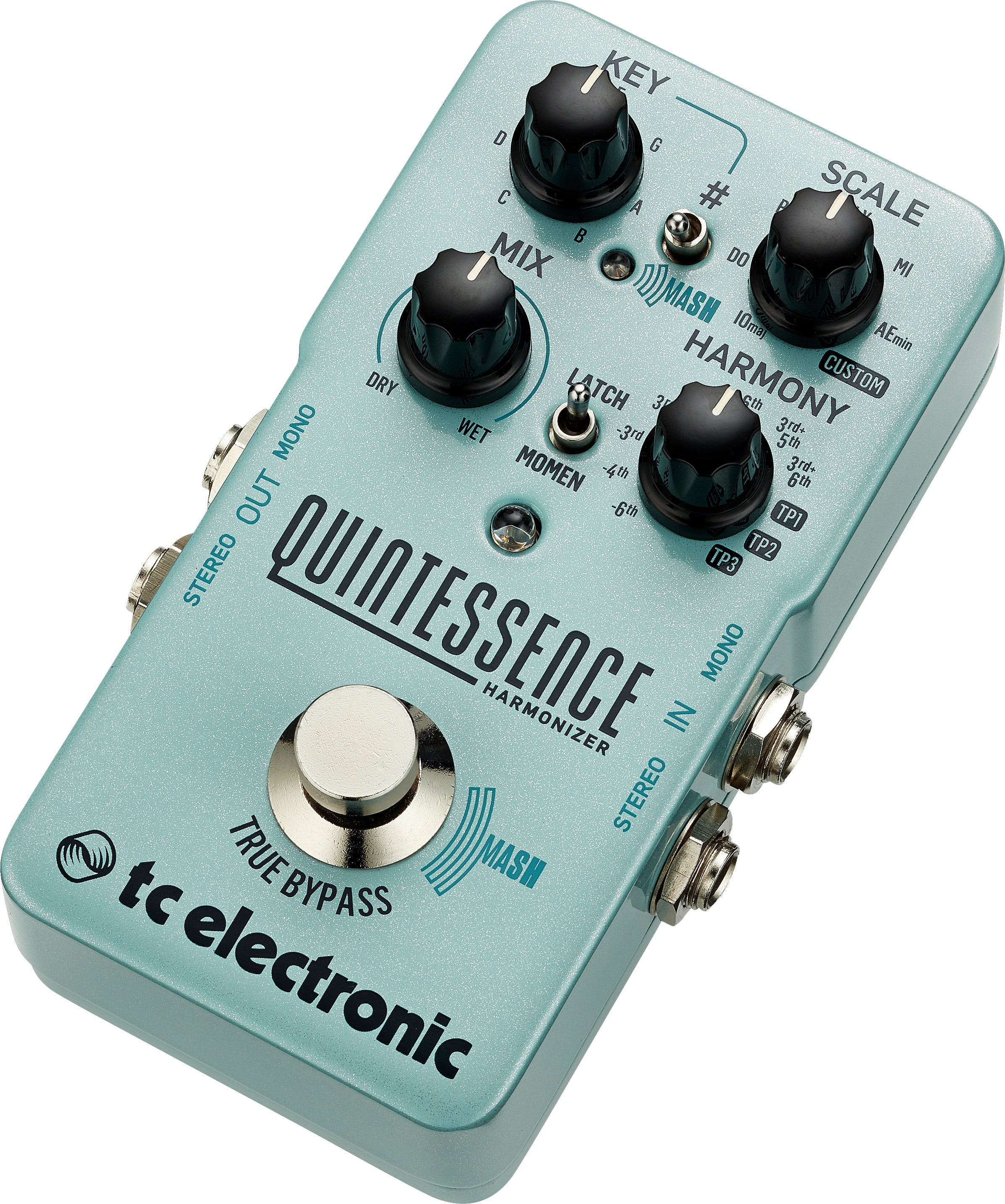 TC Electronic Quintessence Harmonizer Pedal - Andertons Music Co
