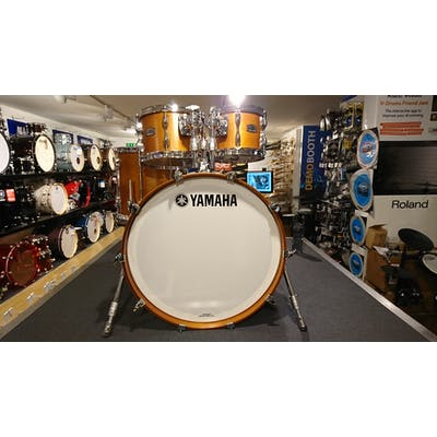 Yamaha Recording Custom Shell Pack in Real Wood