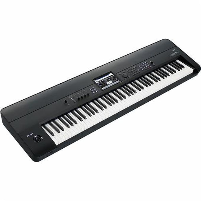 Korg Krome 88 Key Workstation Keyboard - Andertons Music Co