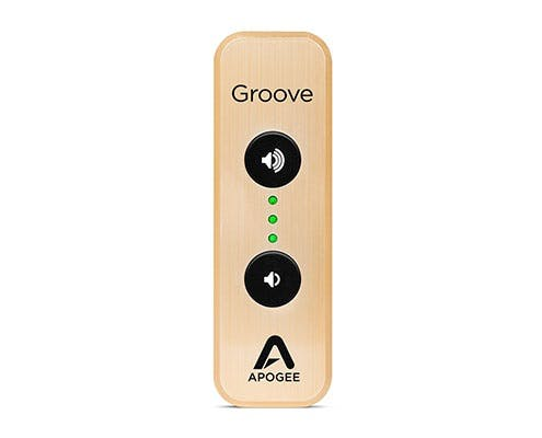 Download Driver: Apogee Groove