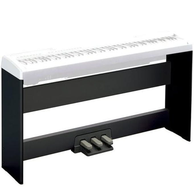 Yamaha P85 Stand Black with Pedal - Andertons Music Co