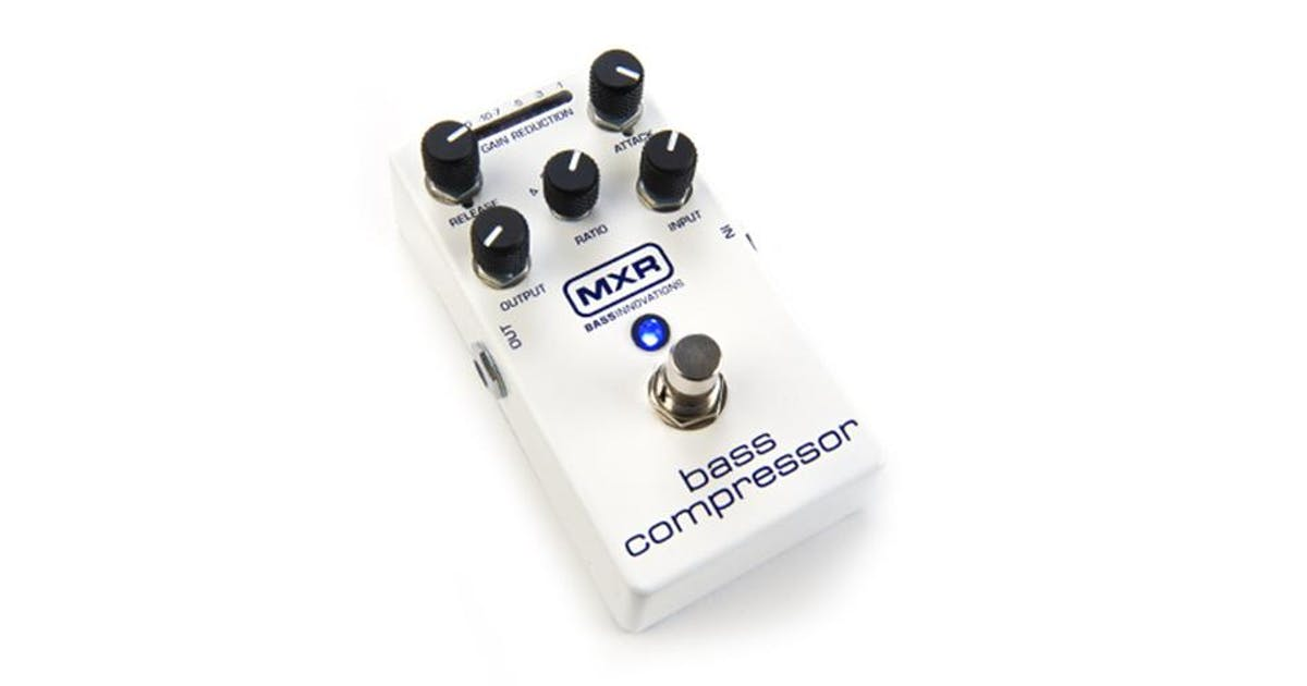 Bass Compressor Pedals - Andertons Music Co