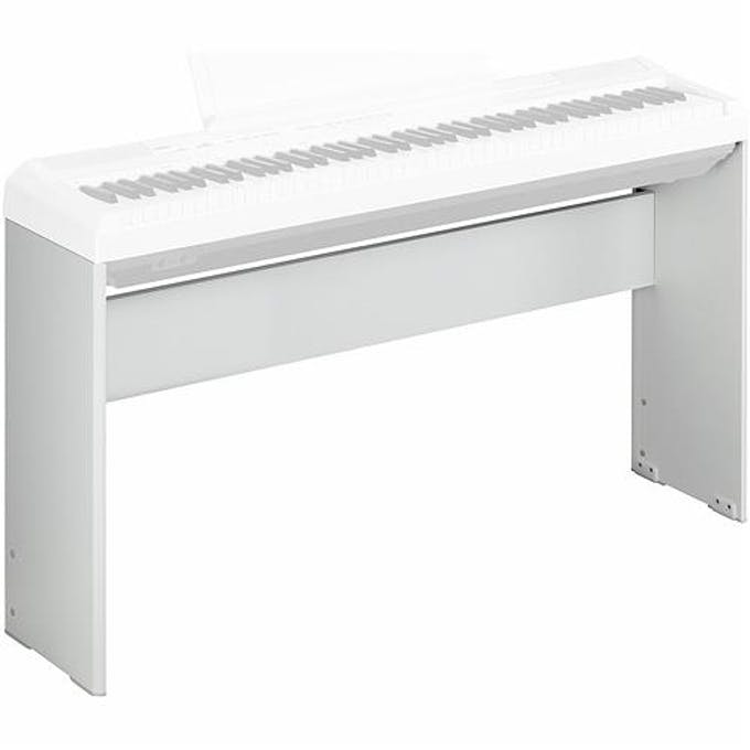 Yamaha L85 Wooden Stand in White for P835, P95 and P105