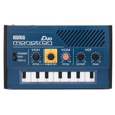 Korg Monotron Duo Analogue Ribbon Synthesizer