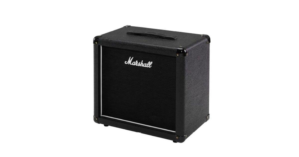 marshall mx112 1x12 guitar speaker cabinet andertons music co. Black Bedroom Furniture Sets. Home Design Ideas