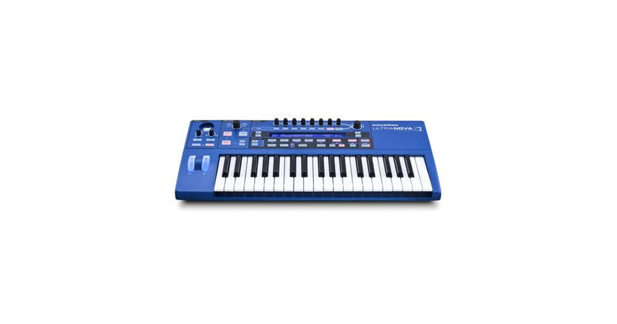 Novation UltraNova Analogue Modelling Synthesizer