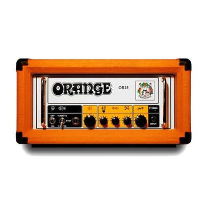 Orange OR15 Valve Head