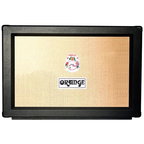 "Orange PPC212 2x12 Closed Back Cabinet in Blackfor{""value"":639.00,""currency"":""GBP""}"