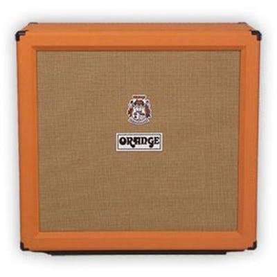 Orange PPC412 4x12 Closed Back Cabinet