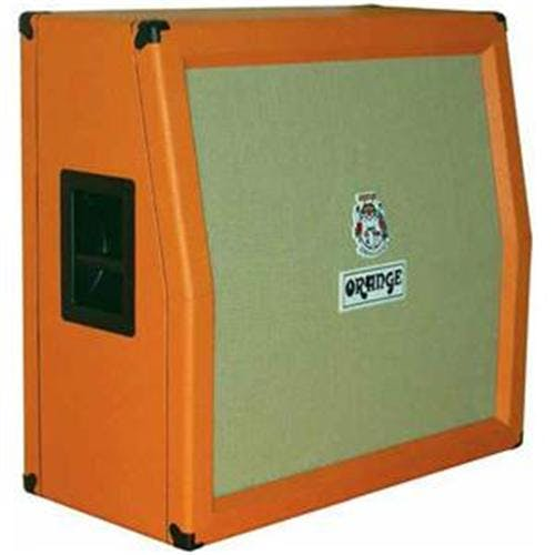 """Orange PPC412AD 4x12 Angled Closed Back Cabinetfor{""""value"""":859.00,""""currency"""":""""GBP""""}"""