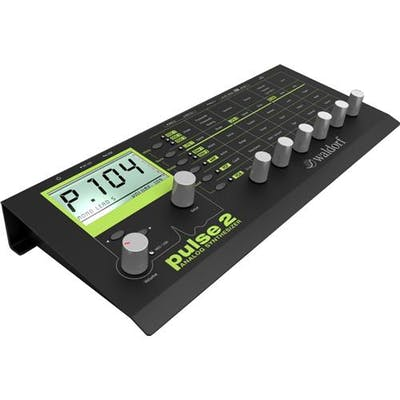 Waldorf Pulse 2 Synth Module