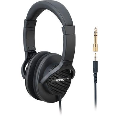 Roland RH-A7 Headphones - Black