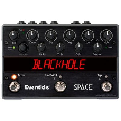 Eventide Space Reverb Effects Stompbox