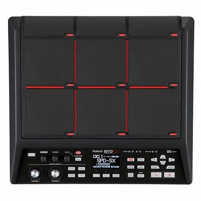 Roland SPDSX Sampler Percussion Pad