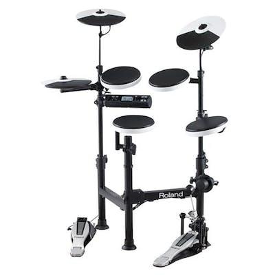 Roland V-Drums TD-4KP Portable Electronic Drum Kit