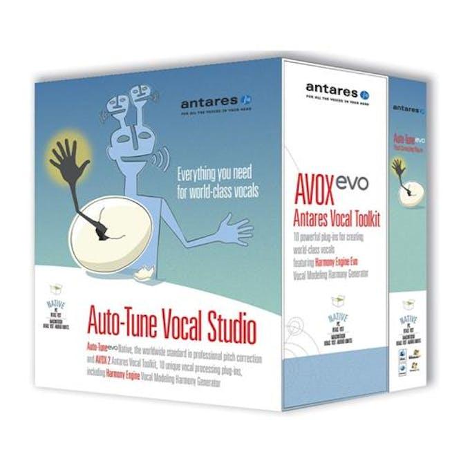 Antares Vocal Studio EVO Native Bundle - Andertons Music Co