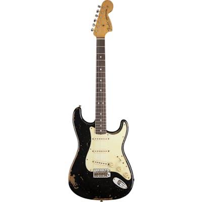 Fender Custom Shop Michael Landau 1968 Relic Strat in Black