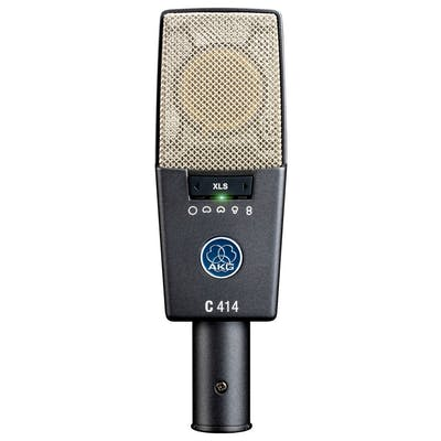 AKG C414 XLS Large Diaphragm Condensor Microphone