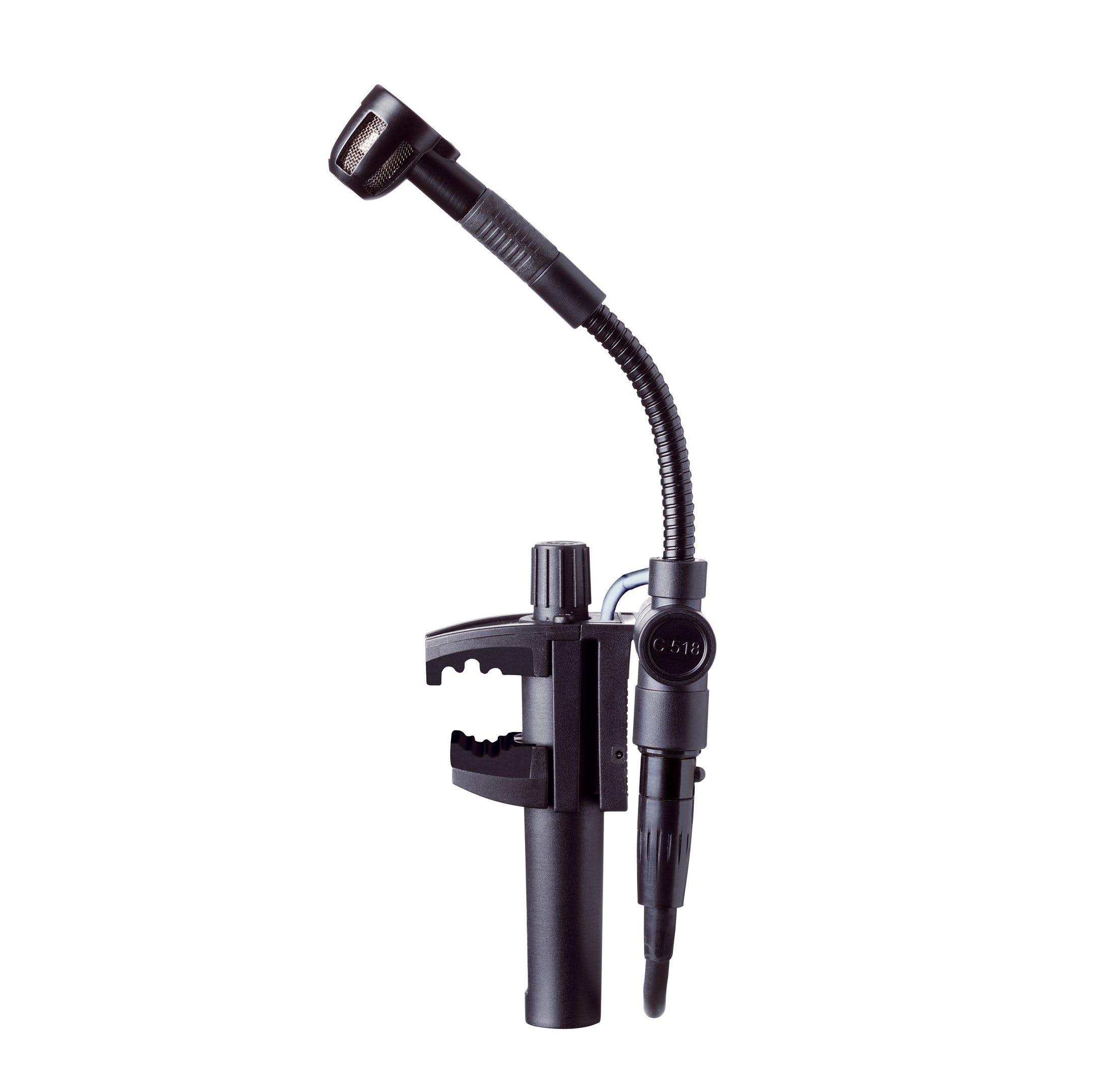 akg c518m condenser instrument microphone