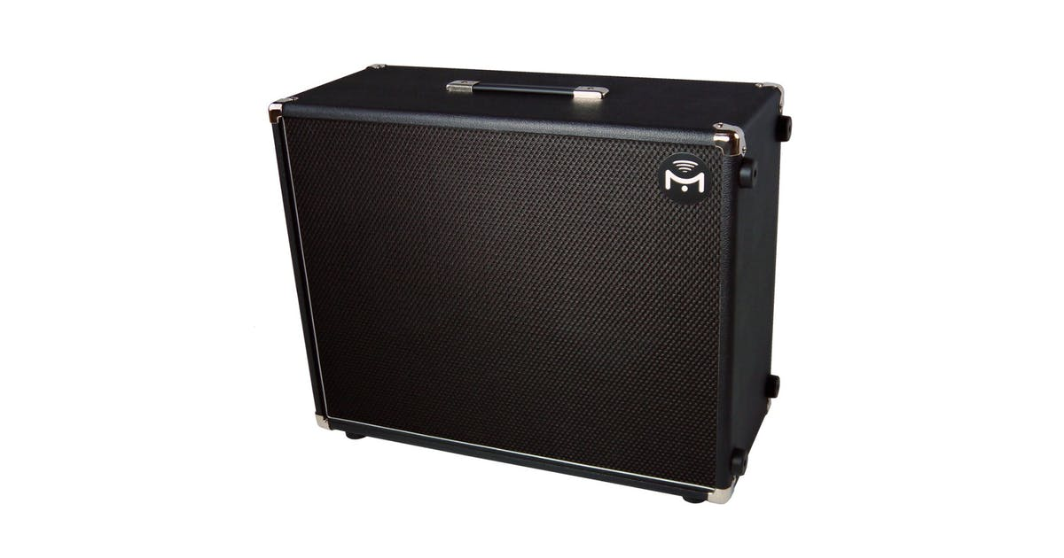 mission engineering gemini 2 studio guitar cab andertons music co. Black Bedroom Furniture Sets. Home Design Ideas