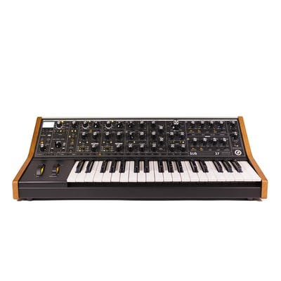 Moog Subsequent 37 Paraphonic Analog Desktop Synth