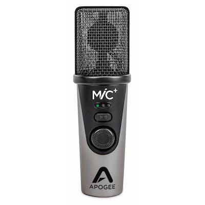 Apogee MiC Plus - USB microphone for iPad, iPhone, Mac and PC