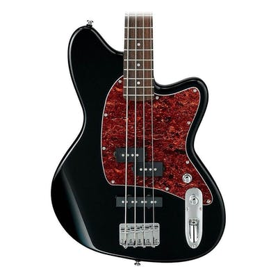 Ibanez Talman TMB100-BK Bass in Black Bundle w/ Amp & Accessories