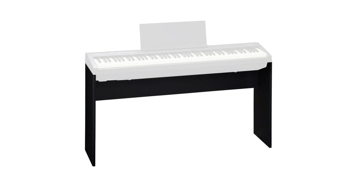 Roland Fp30 Digital Piano In Black Bundle W Wood Stand And Triple Pedal Andertons Music Co