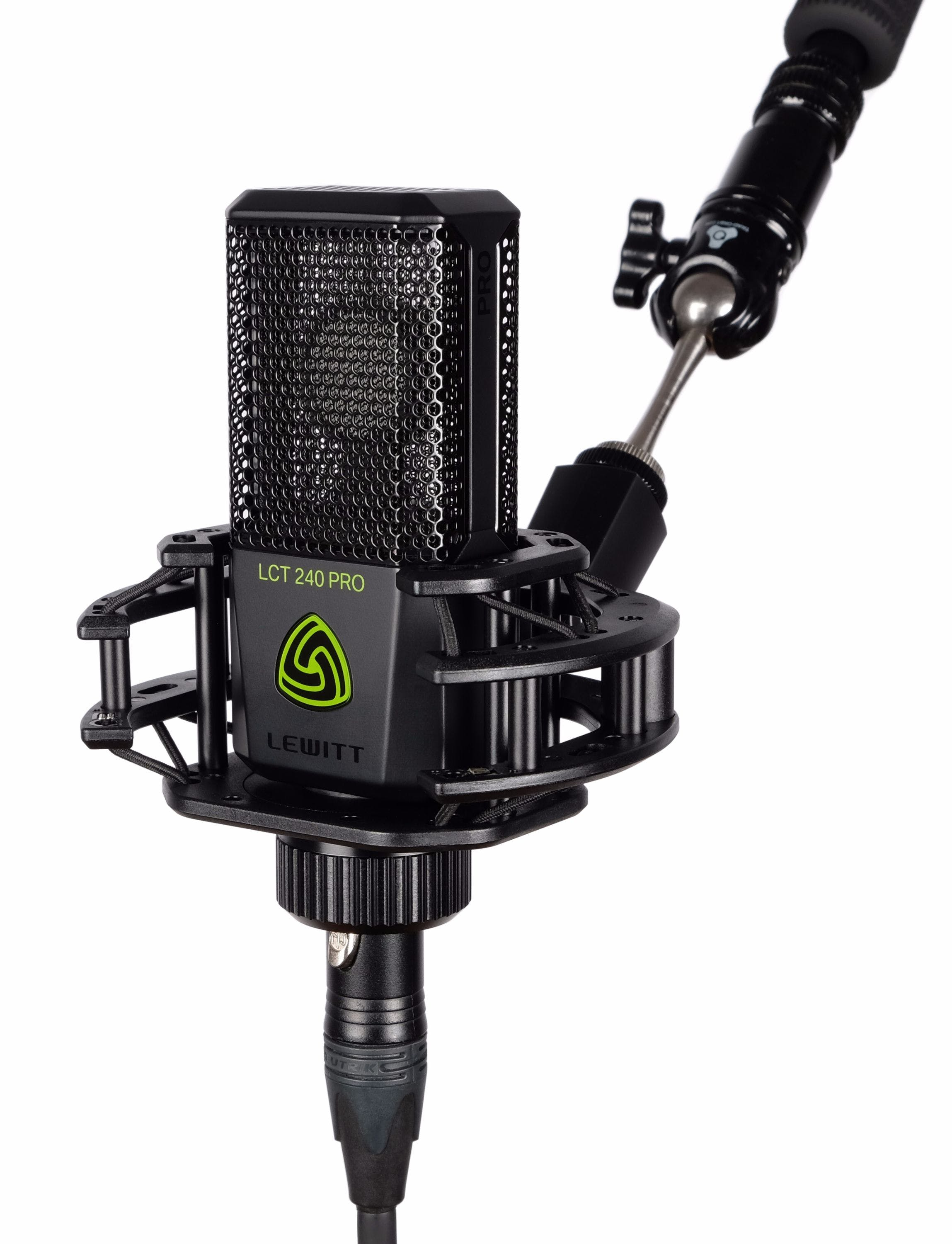 Lewitt Lct 240 Pro Bk Ea Condenser Microphone Fet Sound Power Pc Microphones From P48 Or Phantom 48 Volts Andertons Music Co
