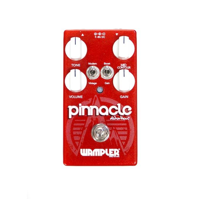 Second Hand Wampler Pinnacle V2 W Box