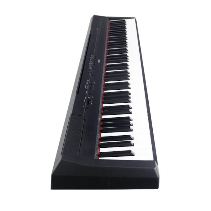 B Stock Yamaha P115 Digital Portable Piano In Black W