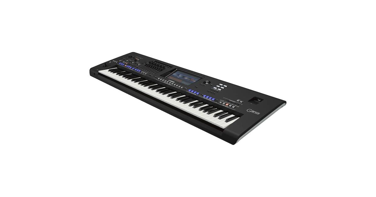 Yamaha Genos Digital Workstation - Andertons Music Co