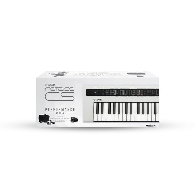 Yamaha Reface CS Performance Bundle - Andertons Music Co