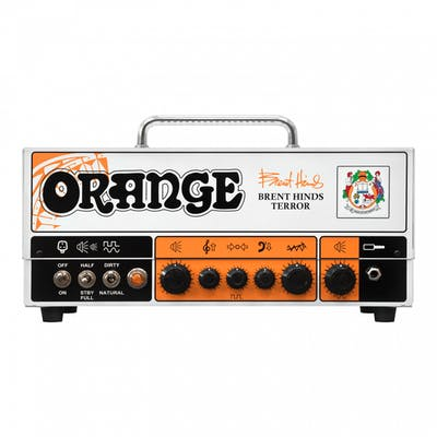 Orange Brent Hinds Terror 15W Signature Guitar Head
