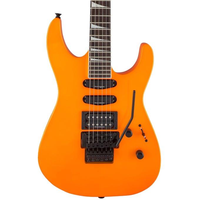 2e36bc8e141 Jackson X Series SL3X Soloist in Neon Orange - Andertons Music Co.