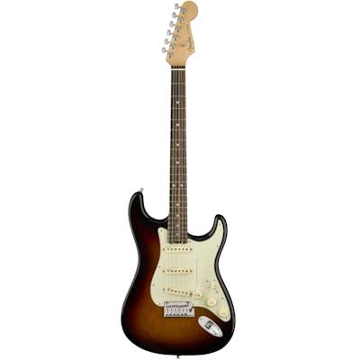 Fender American Elite Stratocaster Ebony Fretboard 3 Tone Sunburst