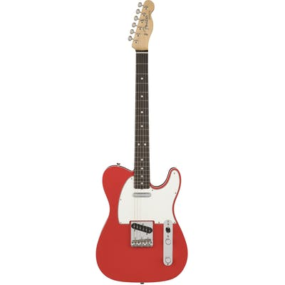Fender American Original 60s Tele Rosewood board In Fiesta Red