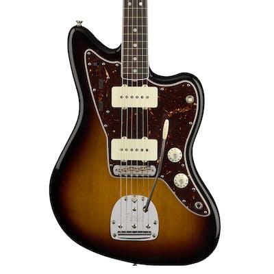 Fender American Original 60s Jazzmaster RW 3-Colour Sunburst