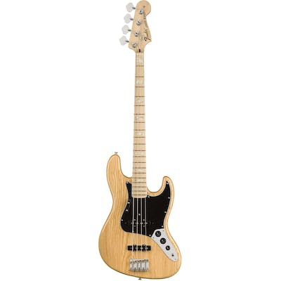 Fender American Original 70s Jazz Bass Maple Neck In Natural