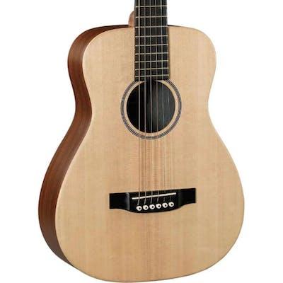 Martin LX1E 'Little Martin' Acoustic Guitar