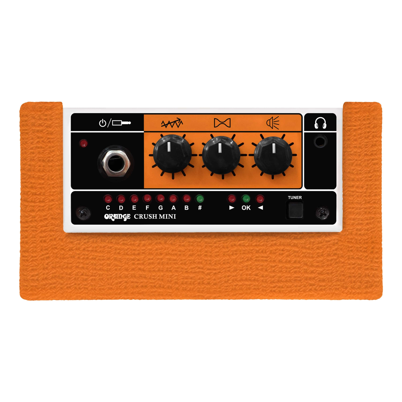 orange crush mini 3w amp andertons music co rh andertons co uk