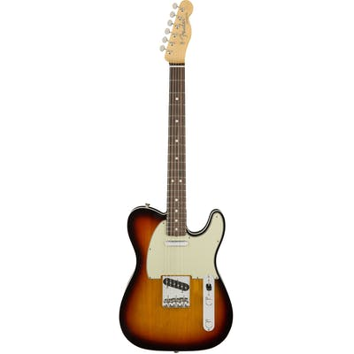 Fender American Original 60s Tele Rosewood Board In 3-Colour Sunburst
