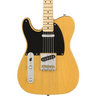 Fender American Original 50s Tele Left Handed MN Butterscotch Blonde