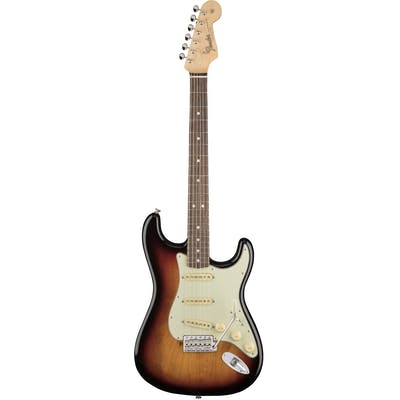 Fender American Original 60s Strat Rosewood Board In 3-Colour Sunburst