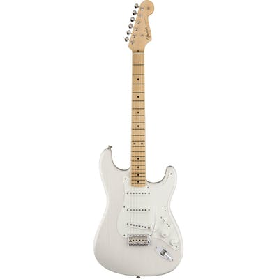 Fender American Original 50s Strat In White Blonde