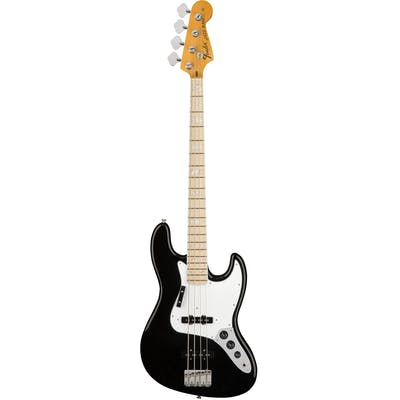 Fender American Original 70s Jazz Bass Maple Neck In Black