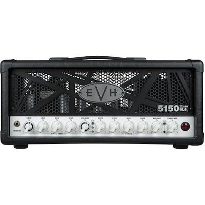 EVH 5150 III 50W 6L6 Head in Black